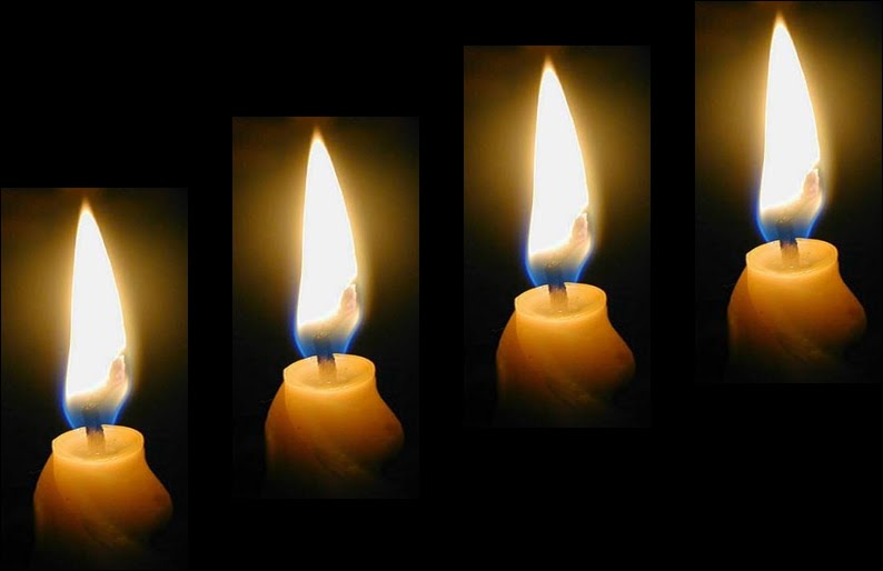 simpatia da vela quebrada